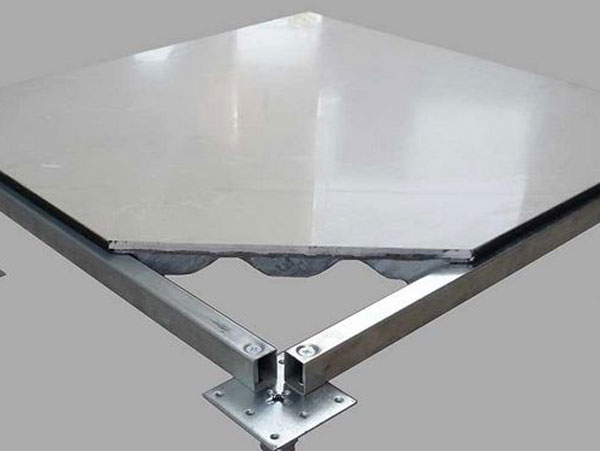 瓷砖面防静电地板